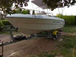 Sessa Marine Key Largo 19