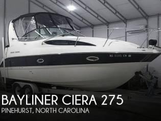 Bayliner 275 Ciera