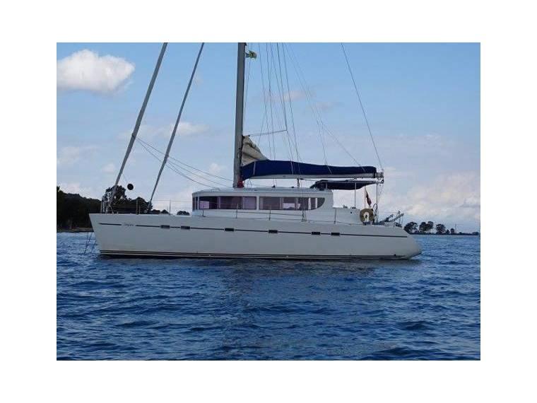 45 Custom Catamaran