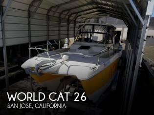World Cat 266 Sport Cuddy
