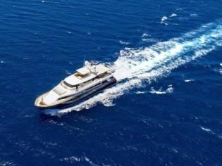 Ferretti Yachts Navetta Custom Line 30m