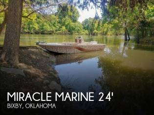 Miracle Marine River Jet Ranger Recon