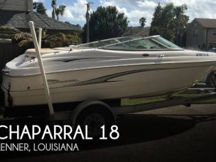 Chaparral 183 SS