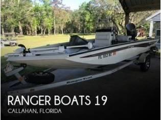 Ranger Boats RP190