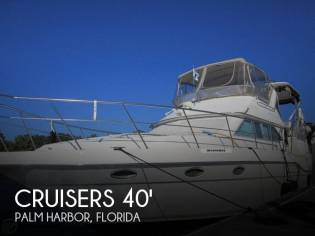 Cruisers Yachts 3950 Esprit Aft Cabin