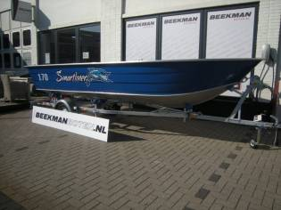 Smartliner 170 Aluminium de Luxe Blue