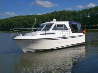 Müritz-Yacht Management Aquila 900 open