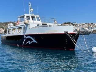 Custom 93-Passenger Boat
