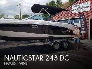 NauticStar 243 DC
