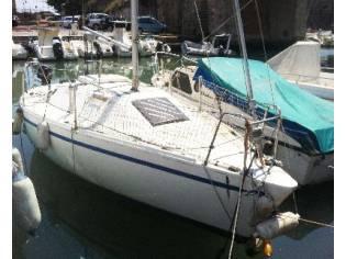 Barca a vela Cadei, illimit 6mt