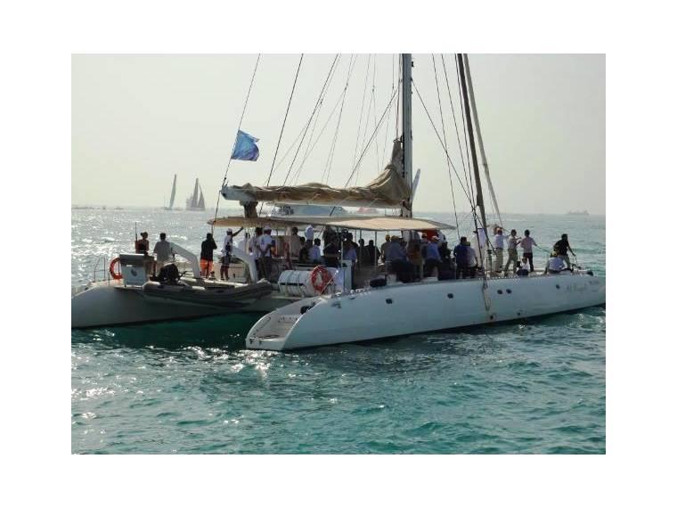 Ocean Voyager 74 Catamaran