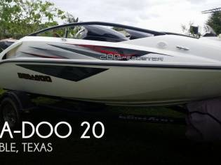 Sea-Doo 200 Speedster