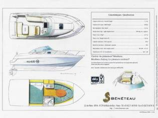 BENETEAU Benetau Flyer 710