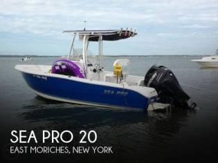Sea Pro 20 CC