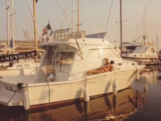 Ferretti Yachts 34 Fisherman