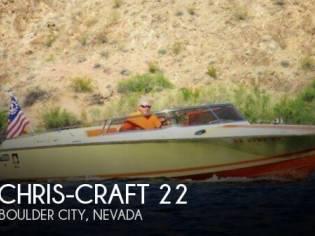 Chris-Craft XK22