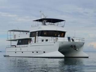 Trawler 67' Canadian Design Power Cat