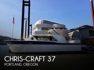 Chris-Craft 37 Constellation