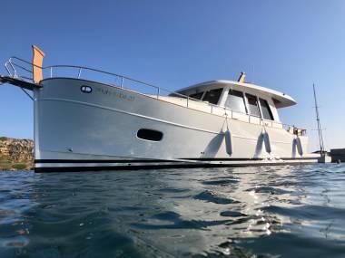 Sasga Yachts Menorquín 42 HT