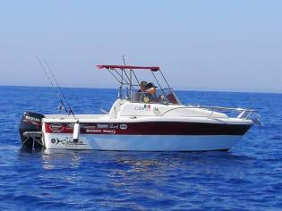 Sessa Ocean Cab 550