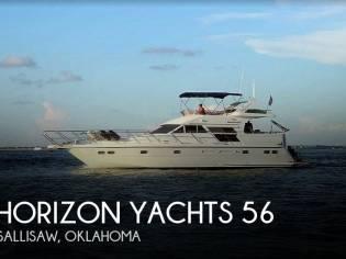 Horizon Yachts 56