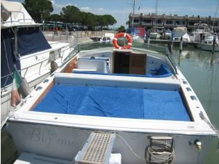 CM Boats mod. TORNADO 38