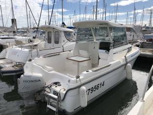 Jeanneau type Merry Fisher 580 HB