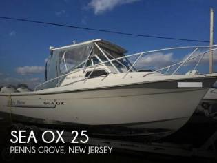 Sea Ox 25
