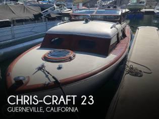 Chris-Craft 23