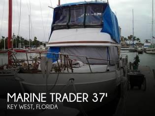 Marine Trader 38 MARINE-TRADER DC