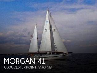 Morgan Out Island 415