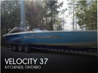 Velocity 37 Midcabin