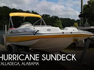 Hurricane 201 Sundeck Sport