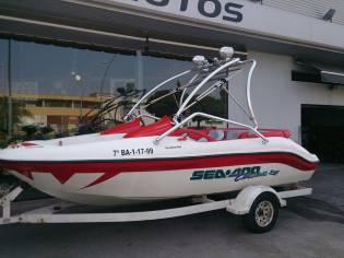 Sea doo challenger 1800