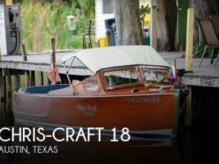 Chris-Craft 18 Deluxe Utility