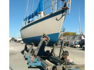 O'Day 34 ODay sailboat