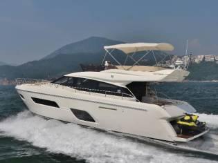 Ferretti Yachts 550