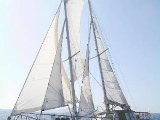 Nauticat 44' ketch