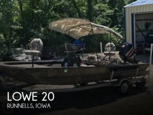 Lowe Roughneck 2070 SC