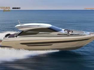 Cayman S580