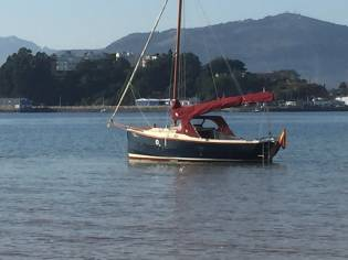 Cornish Crabbers Shrimper 19