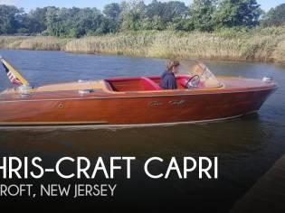 Chris-Craft Capri