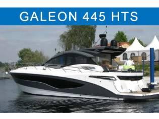Galeon - 445 HTS *VOLLAUSSTATTUNG