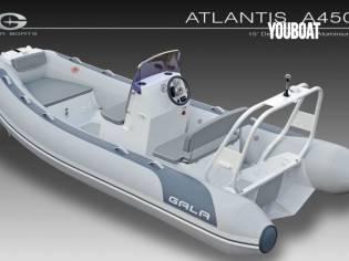 Gala Boats A450L