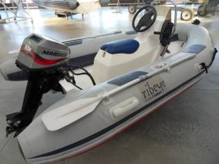 Yamaha Boats Rib Eye 290