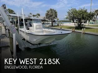 Key West 218SK