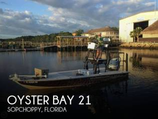 Oyster Bay 22 FLATS