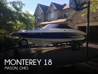 Monterey 190LS Montura
