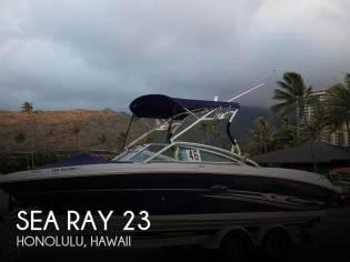 Sea Ray 220 Select Bowrider