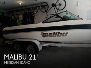 Malibu 21 Sunsetter LX
